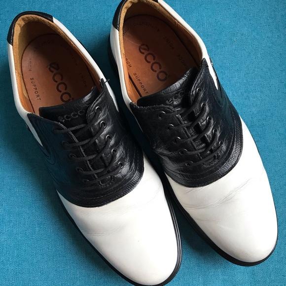 Ecco Shoes | Mens Classic Goretex Golf